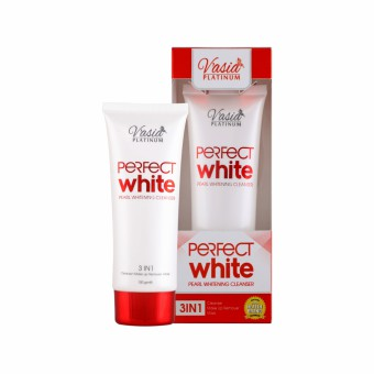 Perfect White Pearl Whitening Cleanser