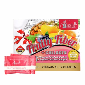 Fruity Fiber + Collagen