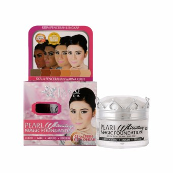 Pearl Whitening Magic Foundation