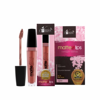 Matte Lips  - ML 05 True Nude