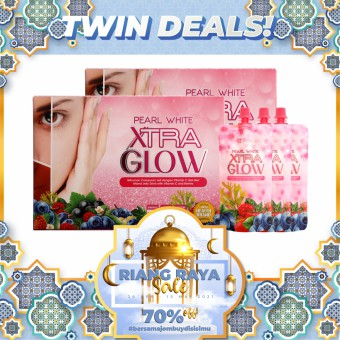 RIANG RAYA SALE! | TWIN PACK - Pearl White Xtra Glow