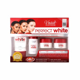 Set Perfect White 4 in 1