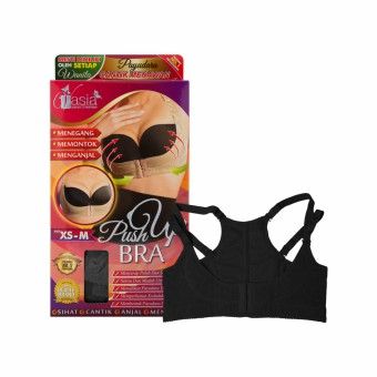 Push Up Bra - Hitam